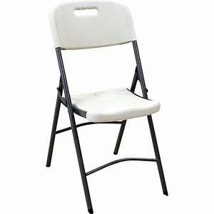 Chaise En Resine : chaises pliantes en r sine ~ Teatrodelosmanantiales.com Idées de Décoration