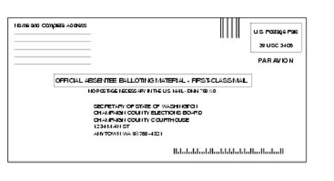business letter envelope format attention dmm 703 nonprofit and other special eligibility