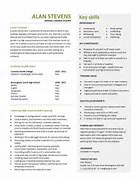 General Resume Templates Construction CV Template Job Description CV Writing