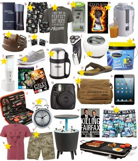 here s our shortlist of gift ideas and links to where you