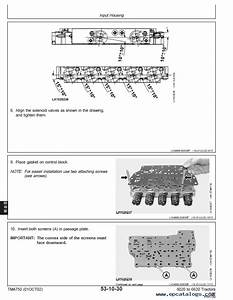John Deere 6420 Technical Manual