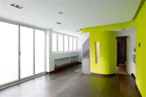 cuisine mur vert pomme idée couleur pour cuisine