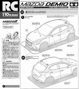 Tamiya 58640 Mazda 2    Demio  M