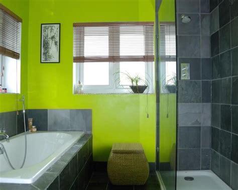 grey  lime green bathroom sage green  white