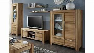 Quelle Möbel Wohnwand : wohnwand nena anbauwand wohnkombi in kernbuche massiv ge lt ~ Sanjose-hotels-ca.com Haus und Dekorationen