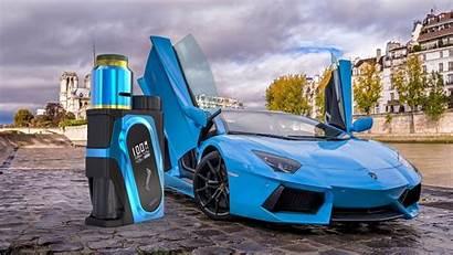 Ijoy Squonk Capo Mod Lamborghini Aventador Squonker