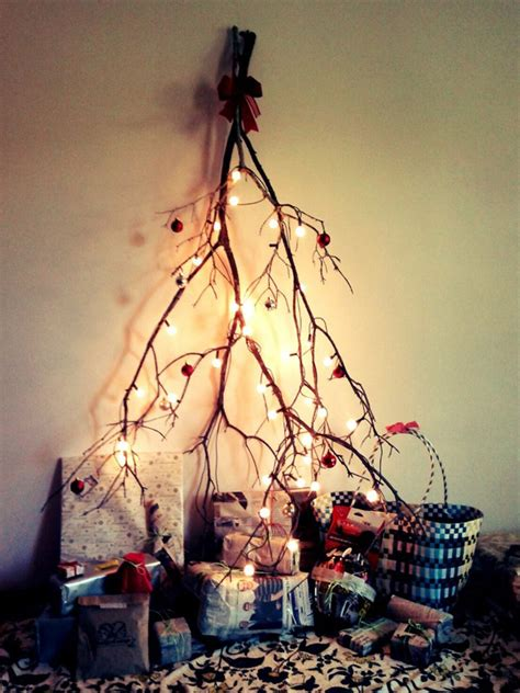 free alternatives to a christmas tree 20 stunning tree ideas and inspiration smash trends