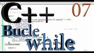 Programaci U00f3n En C   07 - Bucle While