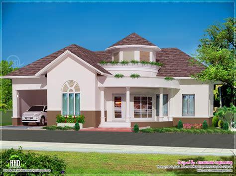 Kerala Home Design One Floor Plan by Single Story House Floor Plans Kerala Single Floor Home