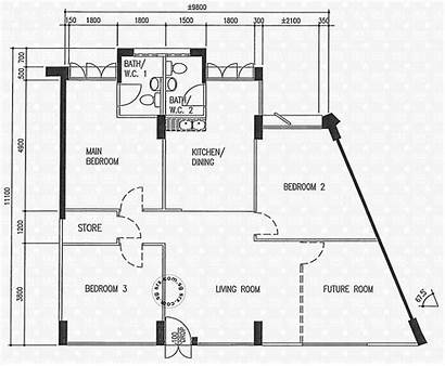 Payoh Toa Lorong Blk Plan Floor Hdb