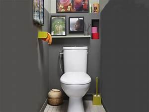 decorer et amenager ses wc pour des toilettes deco With comment decorer ses wc