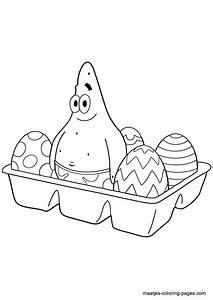 SpongeBob SquarePants best friend Patrick Star coloring ...