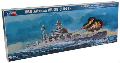 Boat Shipping Arizona by Hobby Hy86501 Uss Arizona Bb 39 Boat Model Building
