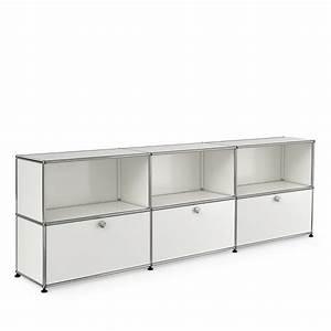 Usm Haller Sideboard Weiß : usm haller sideboard 3x2 ebenen ausstattung frei w hlbar ~ Orissabook.com Haus und Dekorationen