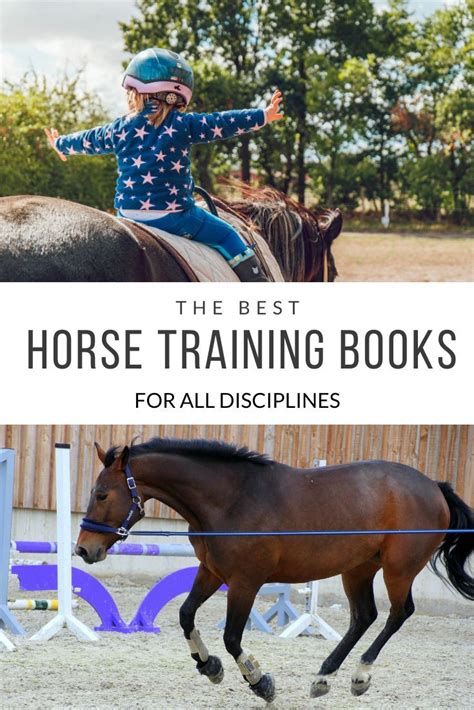 horse training books horses gear