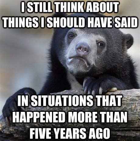 Confession Bear Meme - 35 of the best confession bear meme pictures that will make you want to share