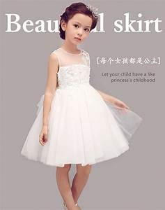 aliexpresscom buy white wedding dresses for little girl With wedding dresses for little girls