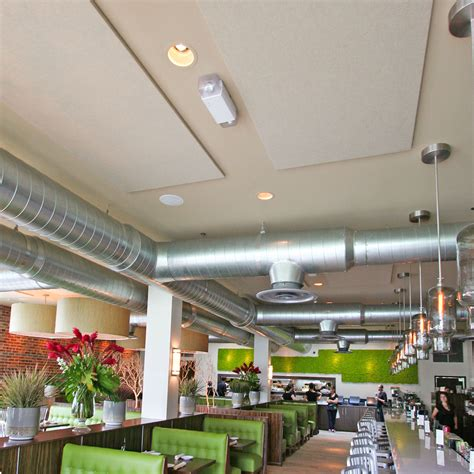 The Daily Kitchen And Bar  Acoustical Solutions
