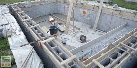 le coffrage d une piscine creus 233 e comment faire