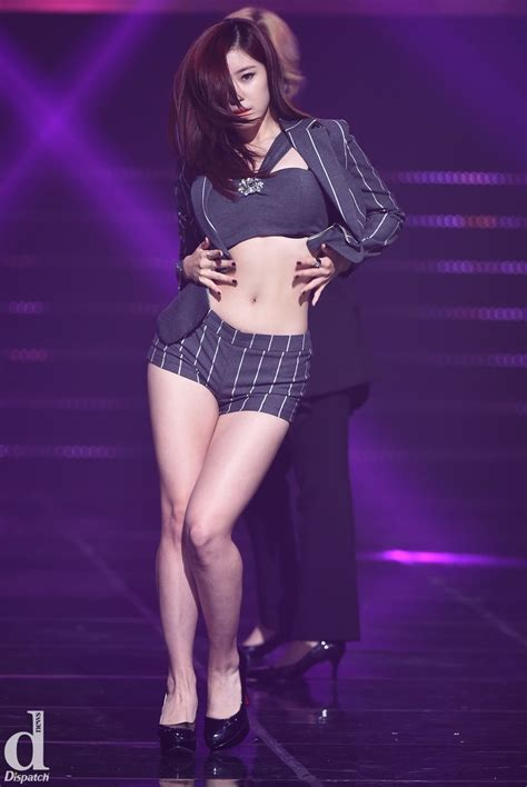 TOP 10 Sexiest Outfits Of Hyosung - Koreaboo