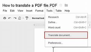 10 compelling reasons to switch to google docs With google word document translate