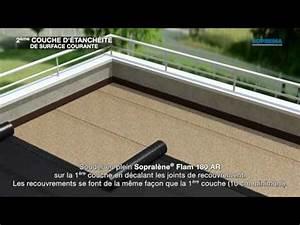 comment etancher une terrasse beton evtod With comment etancher une terrasse