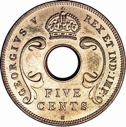 Cents Numista George Africa East Afrique Est
