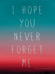 forget, hope, love, never - image #627903 on Favim.com