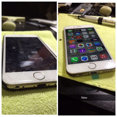 iphone screen repair me iphone 6 before and after yelp
