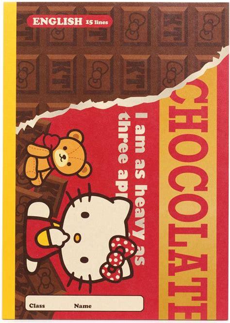 hello notizbuch hello mit schokolade und teddy b 228 r notizbuch schulheft notizbl 246 cke schreibwaren