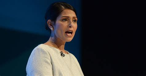 Priti Patel could face axe as Home Secretary for not ...