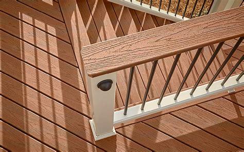 trex enhance basic fence  deck direct