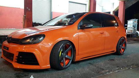 amazing volkswagen gti amazing orange vw golf mk6 gti from our malaysian fan