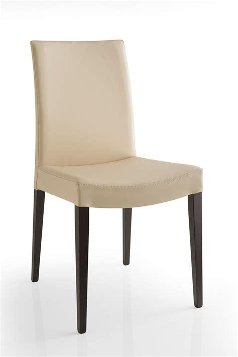 assise chaise 401 chaise moderne en bois assise et dossier garnis en