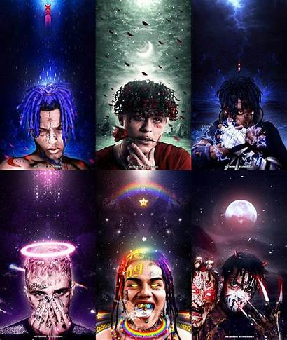 Rappers Wallpapers Cool Rapper Anime Cartoon Backgrounds