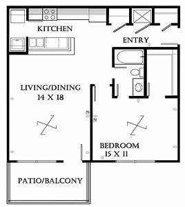 Best ideas about floorplans the ojays health and one for One room apartment design plan