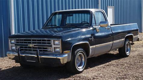 1985 Chevrolet Truck by 1985 Chevrolet C 10 Silverado Longbed Truck For Sale
