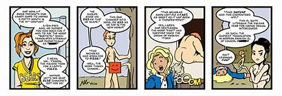 Miller Tale Canterbury Tales Comic English