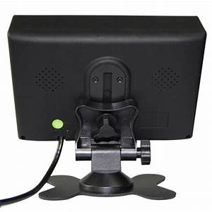 Quad Monitor Rearview System