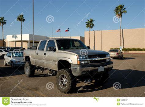 camioncino scoperto della chevrolet fotografia editoriale