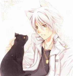 Avin's Random Blog Of Awesome: Three Random Neko Characters