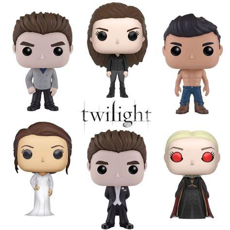 figurine pop twilight différents modèles