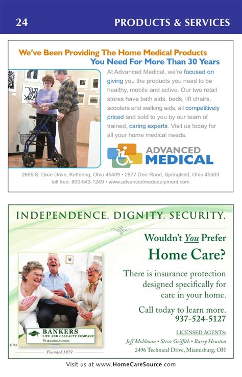 home care source april  issue
