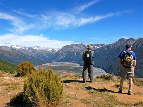 new zealand hiking tours new zealand walking tours backroads