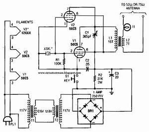 Low Power Atv Jr Transmitter 440mhz Circuit Diagram