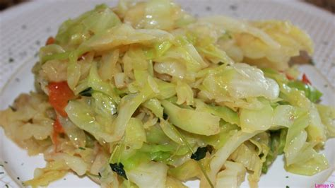 how to make cabbage how to make the best fried cabbage steamed cabbage episode 38 youtube