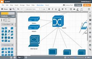 Make System Architecture Diagram Online With These Free