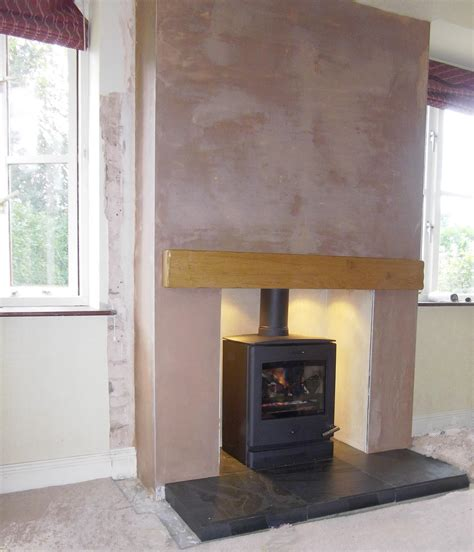 Yeoman Cl5 Wood Burning Stove Installed Warrington