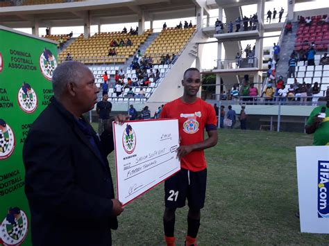 Premier League 2020-2021 - Dominica Football Association