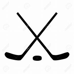 Crossed Hockey Sticks Clipart – 101 Clip Art